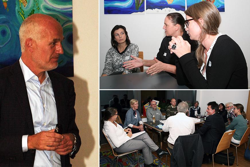 Rosenheimer Bildungsforum im Oktober 2017